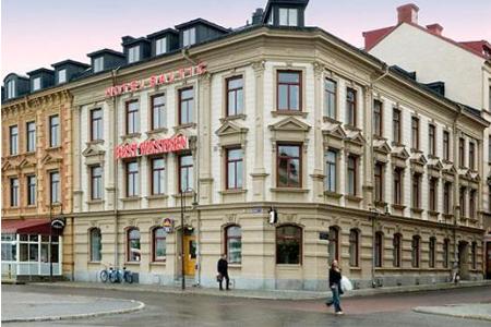 norrvidden s ljer fastighet till hotel baltic i sundsvall. Black Bedroom Furniture Sets. Home Design Ideas