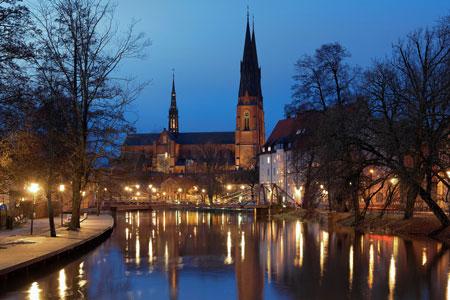 perfekt ledsagare umgänge nära Uppsala