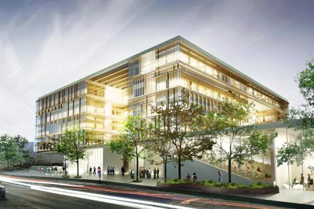 Ekonomihogskolan_Lund_skiss-Dorte-Mandrup-Arkitekte